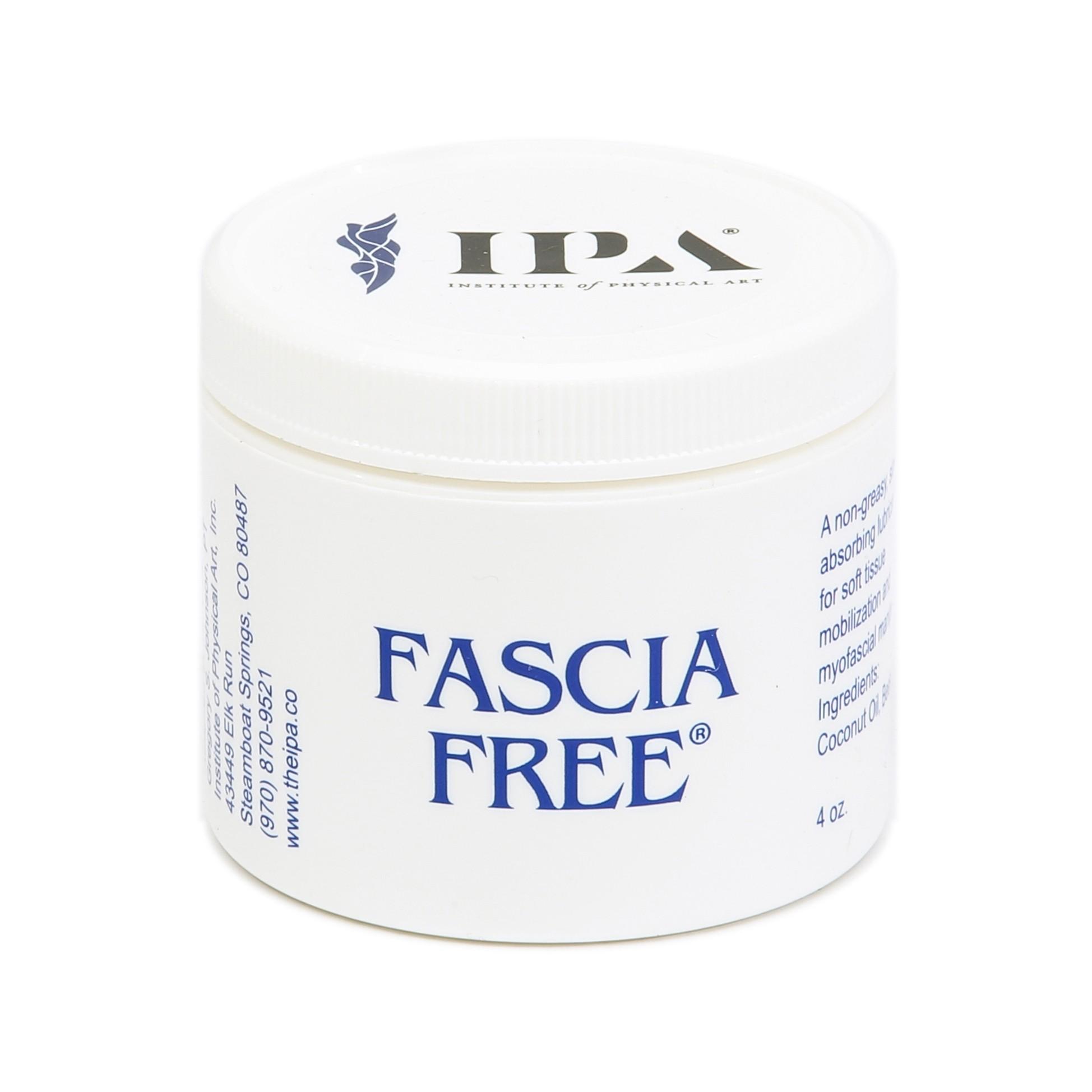 01.Fascia Free - 4 oz