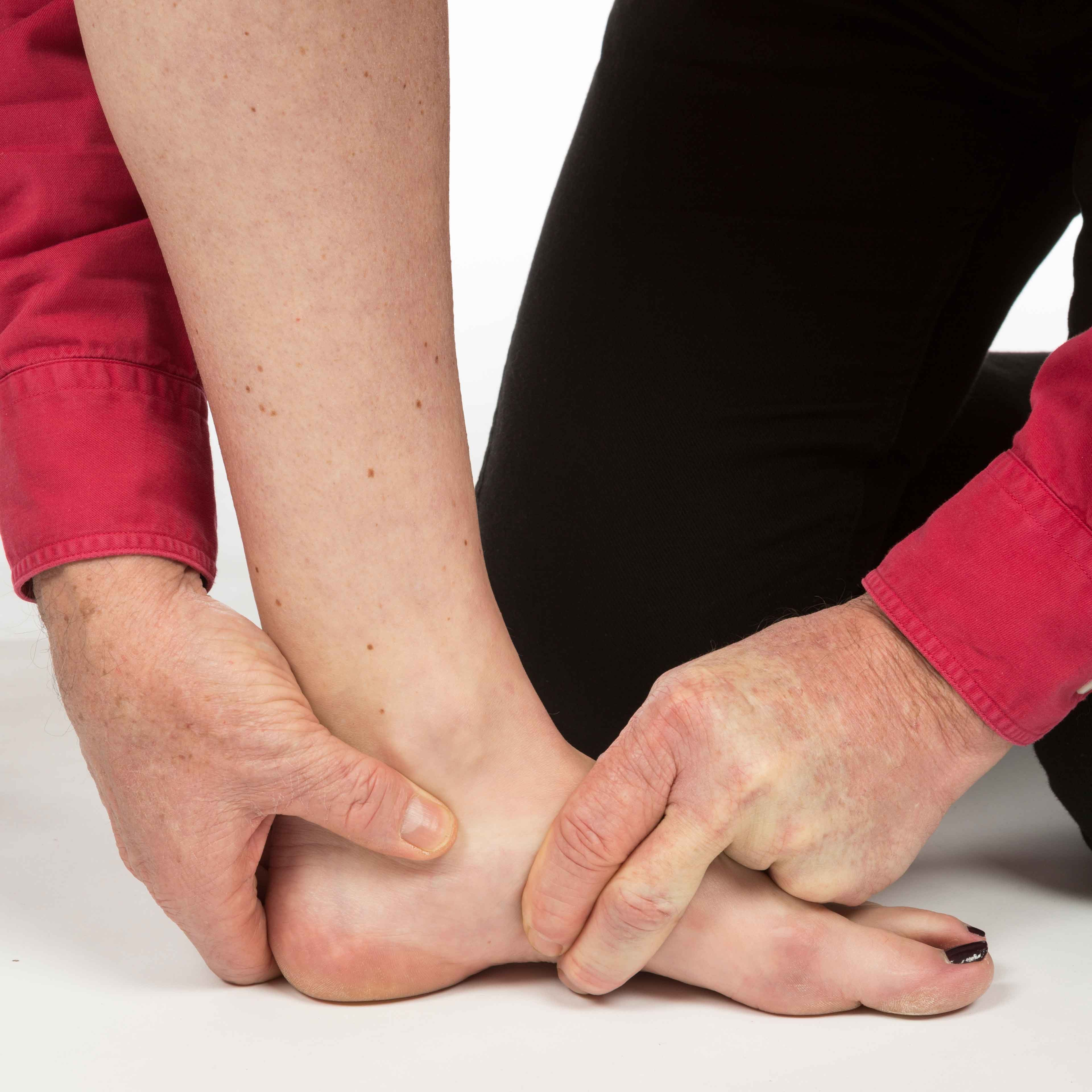DFA: Dynamic Foot and Ankle
